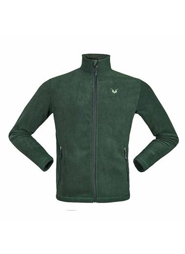 Puhu Sweatshirt Yeşil